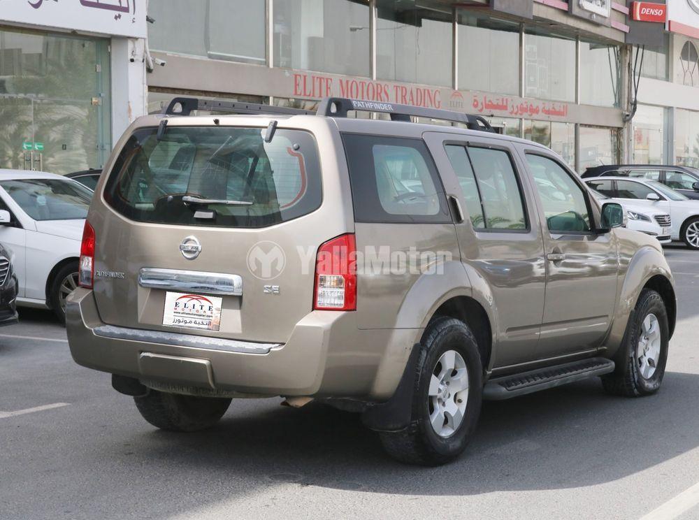 Used Nissan Pathfinder 2007