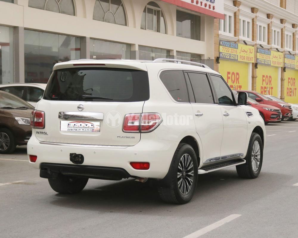 Used Nissan Patrol 2014