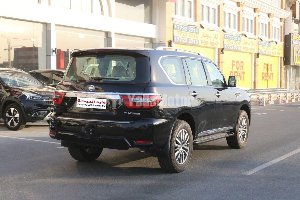 New Nissan Patrol 2020