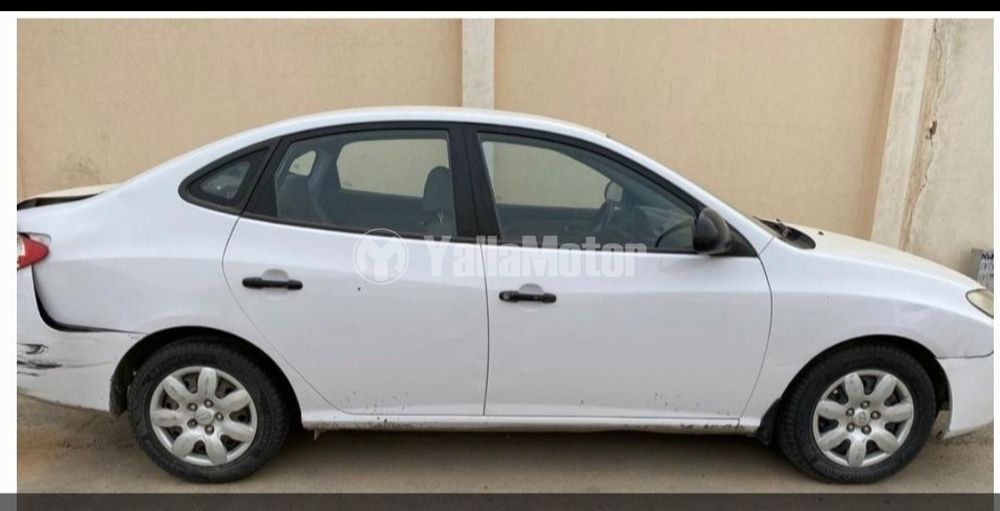 Used Hyundai Elantra 1.6L 2012