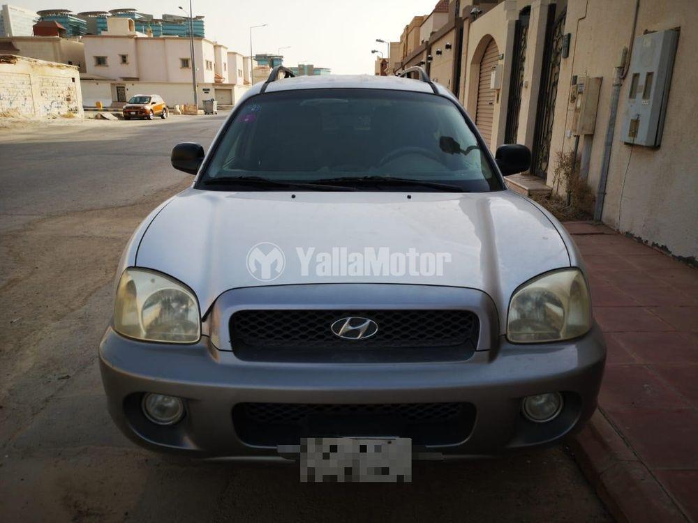 Used Hyundai Santa Fe 2.4L FWD 2002