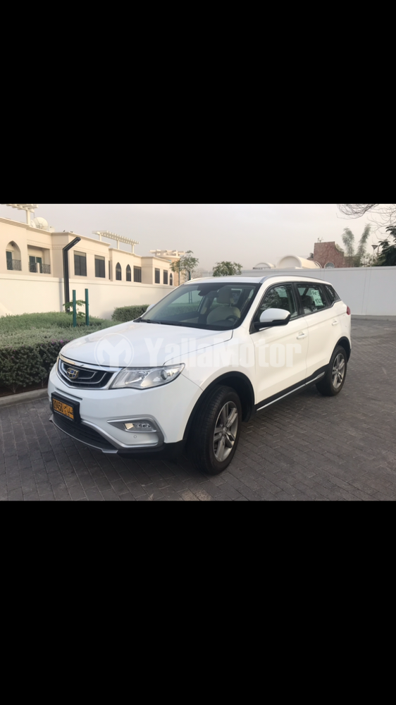 Used Gely Emgrand X7 Sport 2.4L GL (FWD) 2017