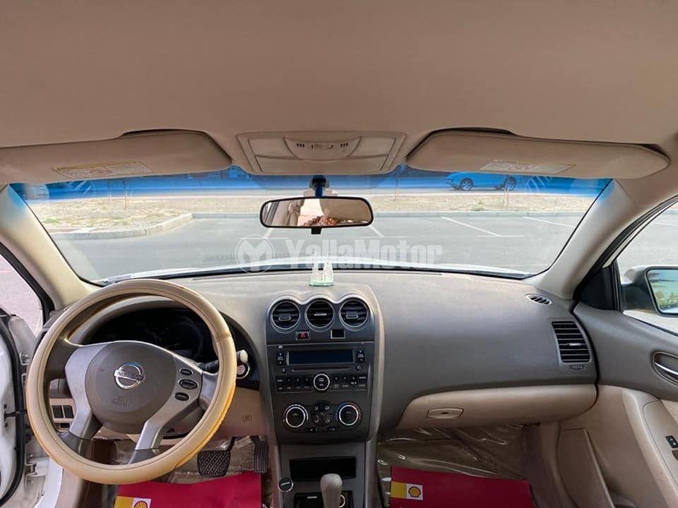 New Nissan Altima 2012