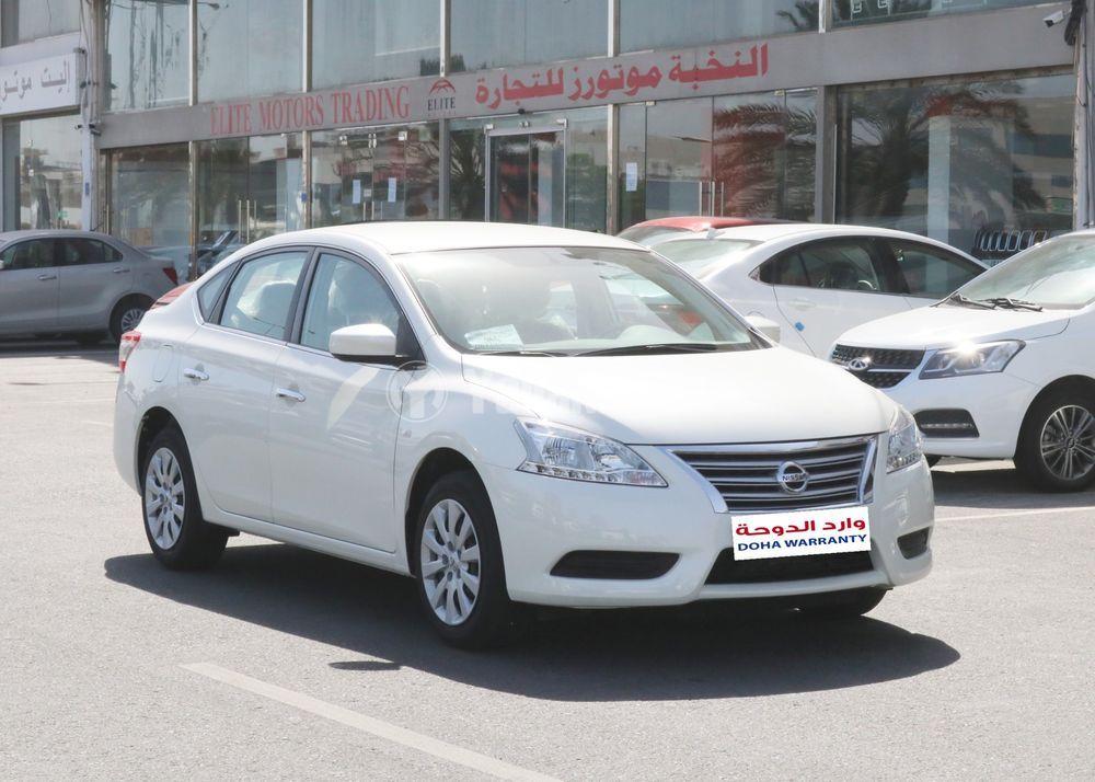 New Nisan Sentra 1.6L S 2020