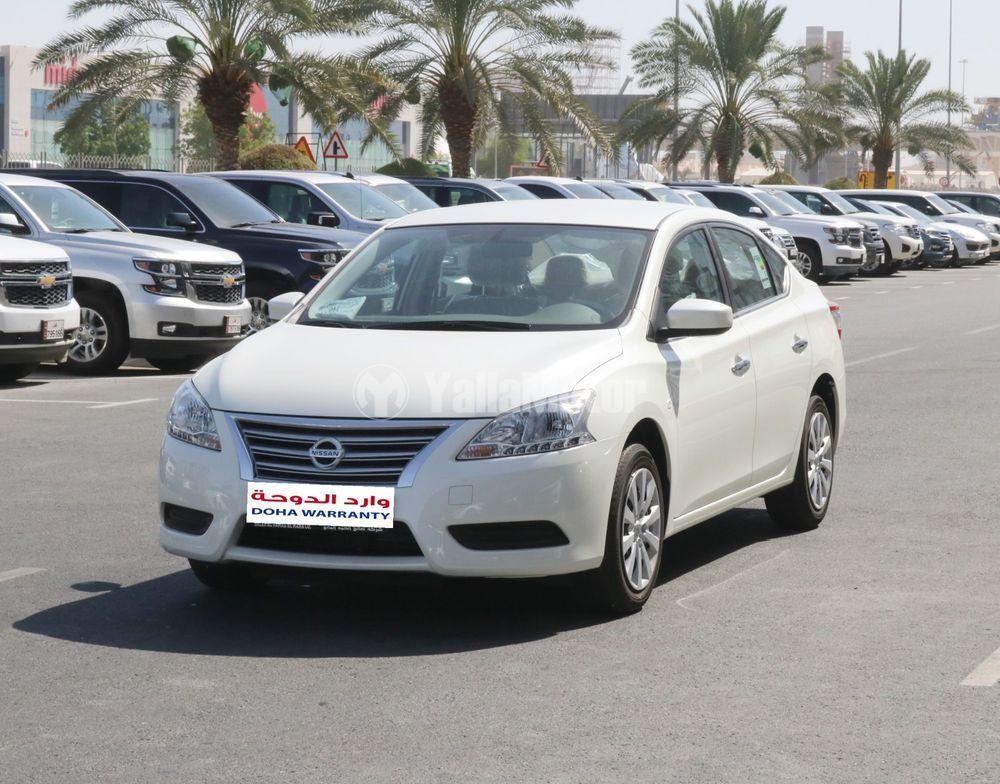 New Nissan Sentra 2020