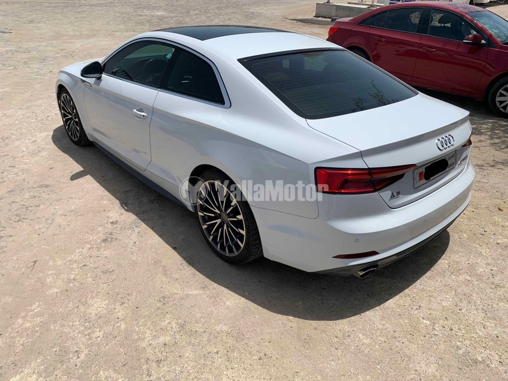 Used Audi A5 Coupe 40 TFSI S-line (190 HP)  2017