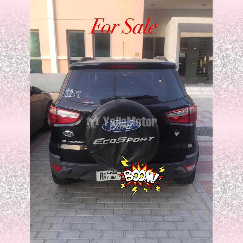 Used Ford EcoSport 2015