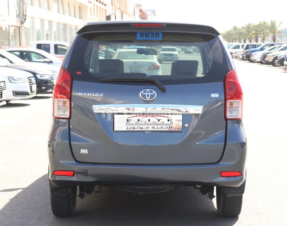 Used Toyota Avanza 2015