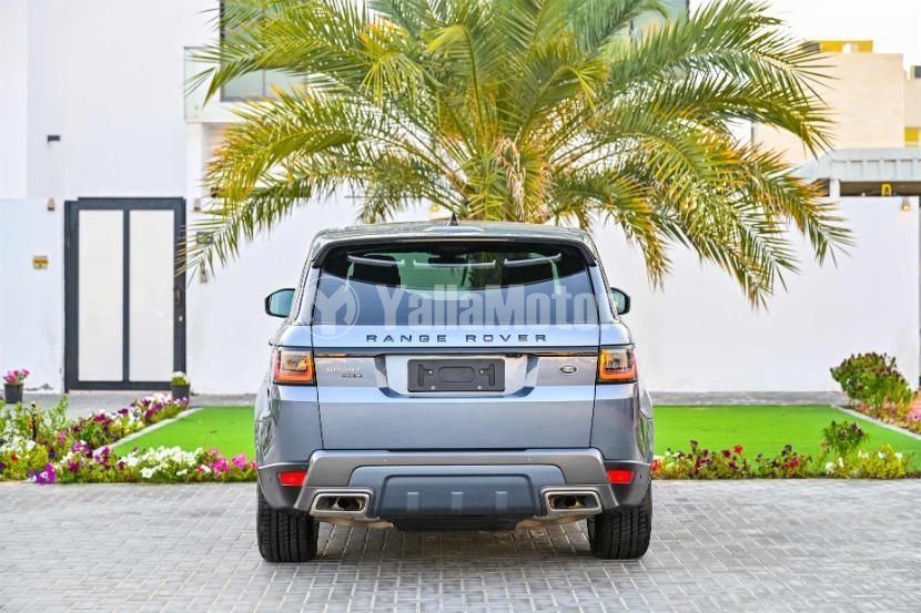 Used Land Rover Range Rover Sport 2018