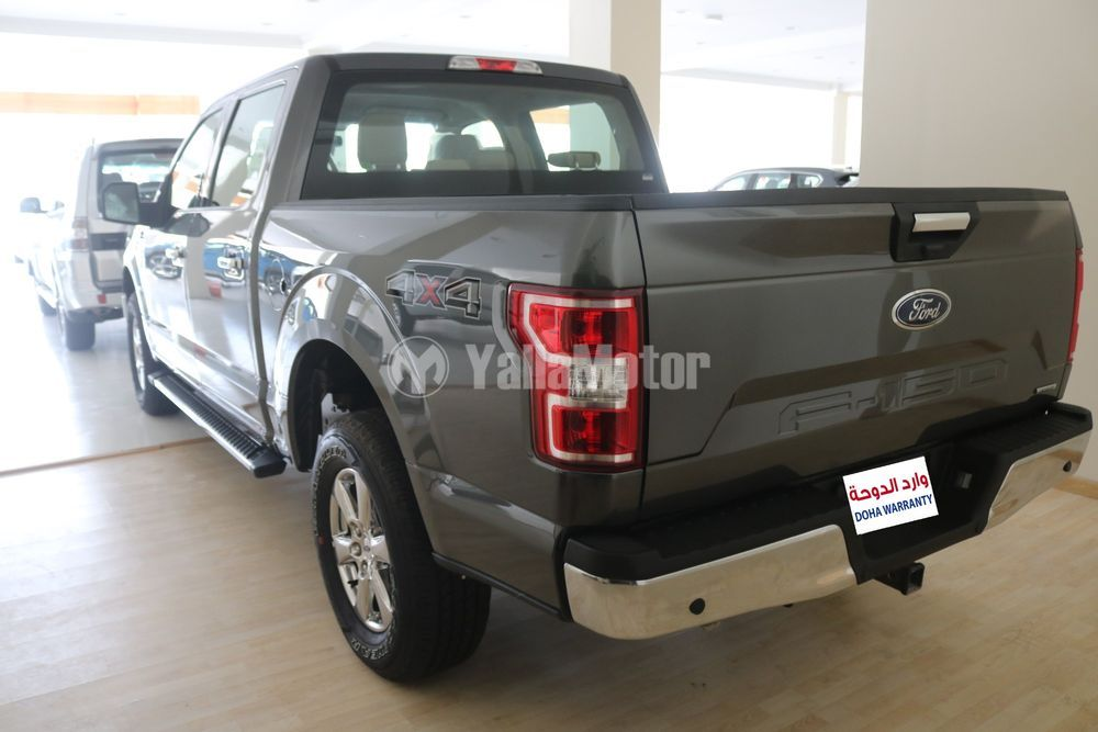 New Ford F-150 2019