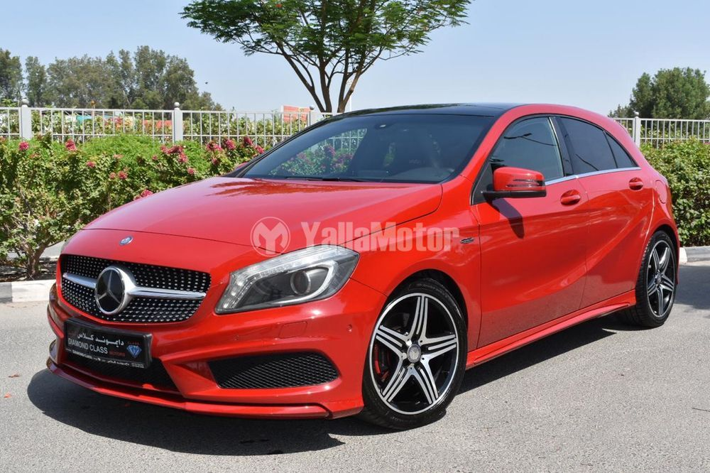 Used Mercedes-Benz A250 2014