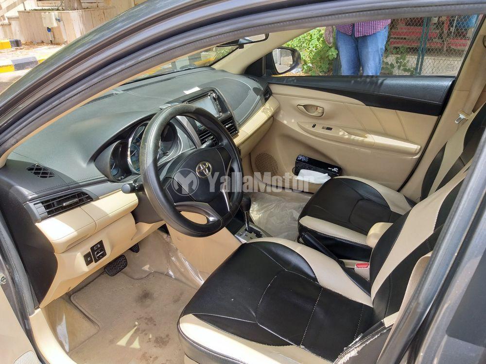 Used Toyota Yaris Sedan 1.3 SE 2015
