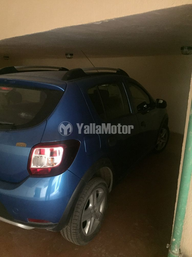Used Renault Sandero Stepway Top 2015
