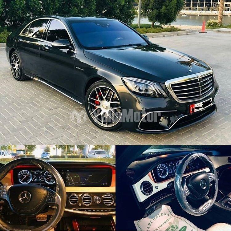 Used Mercedes-Benz S-Clas S 63 AMG - LWB 2015
