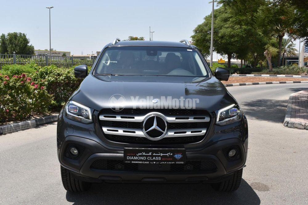 New Mercedes-Benz X250d 2019