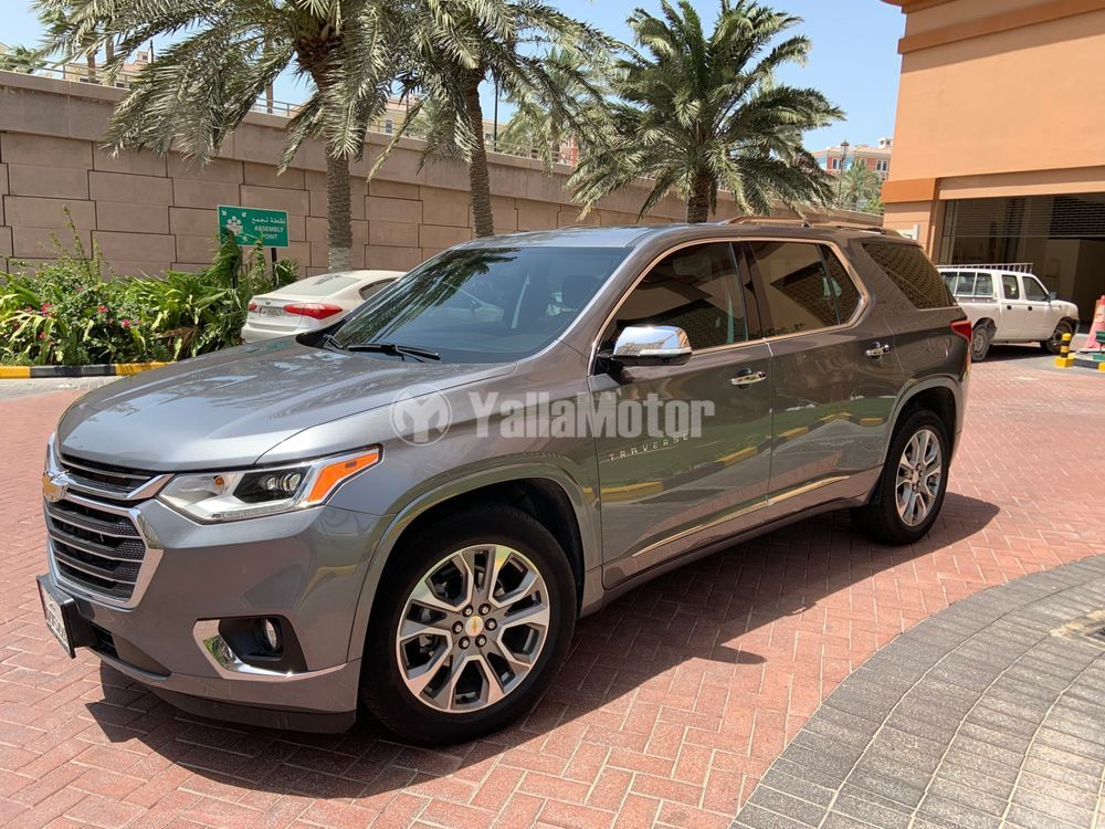 Used Chevrolet Traverse 2019