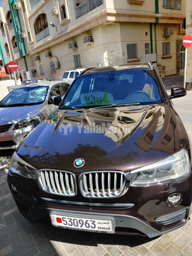 New BMW X3 xDrive 28i 2015