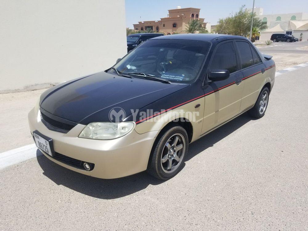 Used Mazda 323 2003