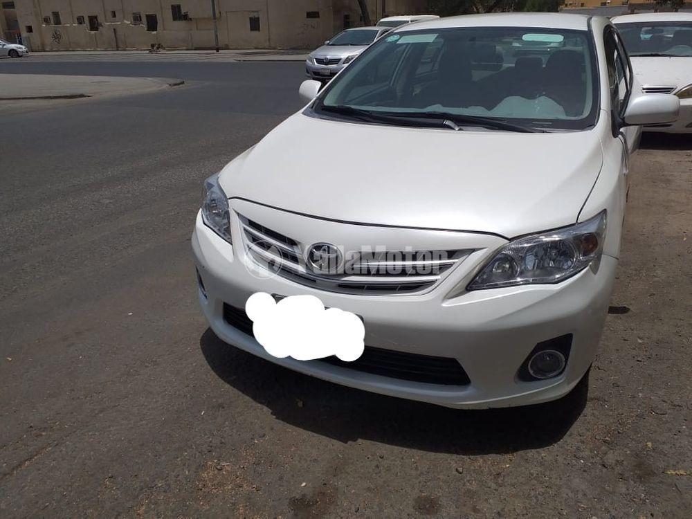 Used Toyota Corola 1.6L Standard 2013