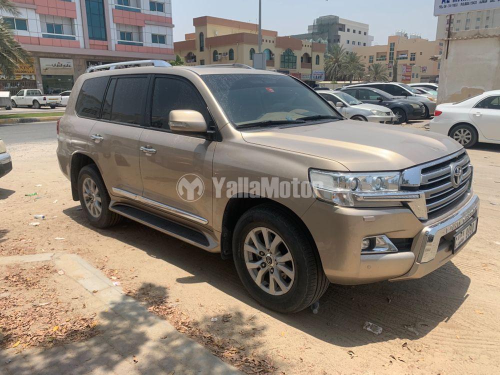 Used Toyota Land Cruiser  4.6 GXR 2016