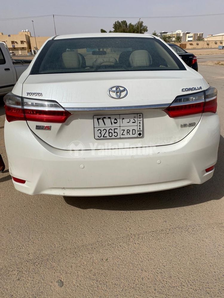 Used Toyota Corolla 2018