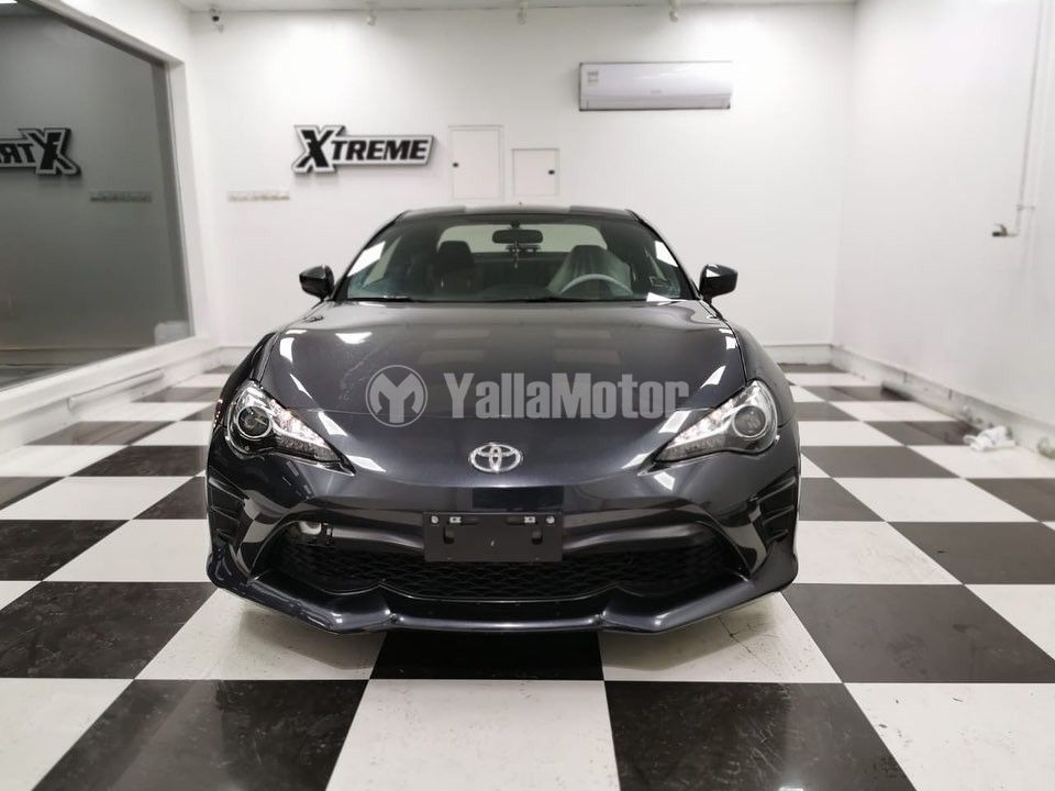 Used Toyota 86  GT 2017