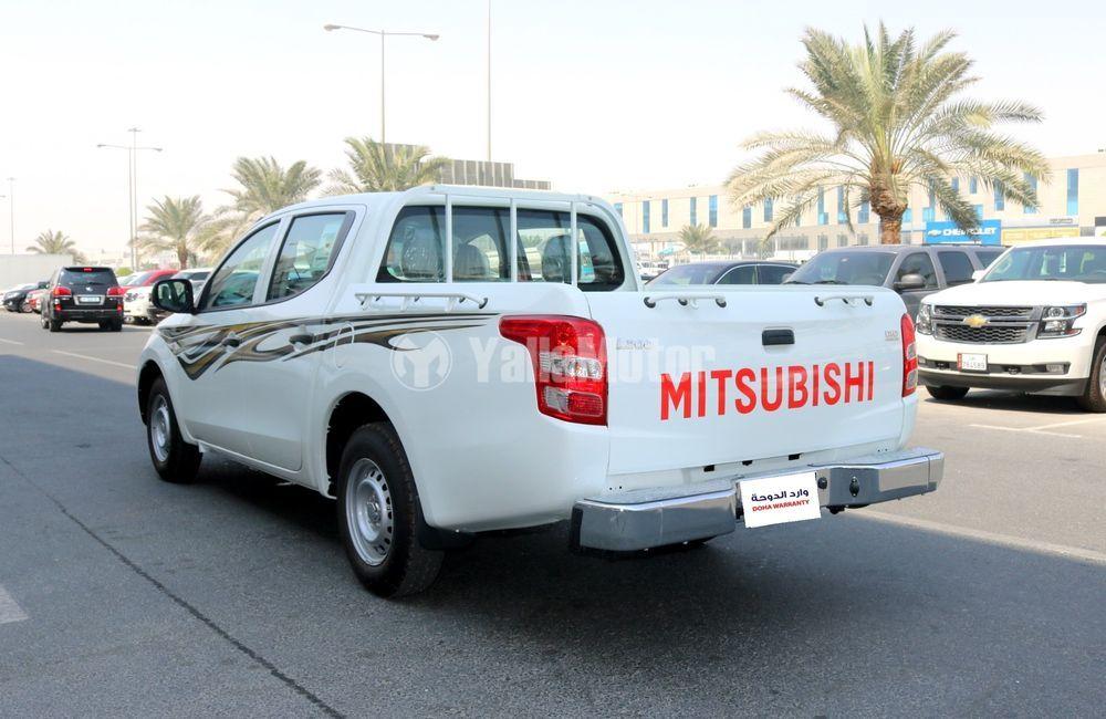 New Mitsubishi L200 2.4L Double Cab GL (2WD) 2019