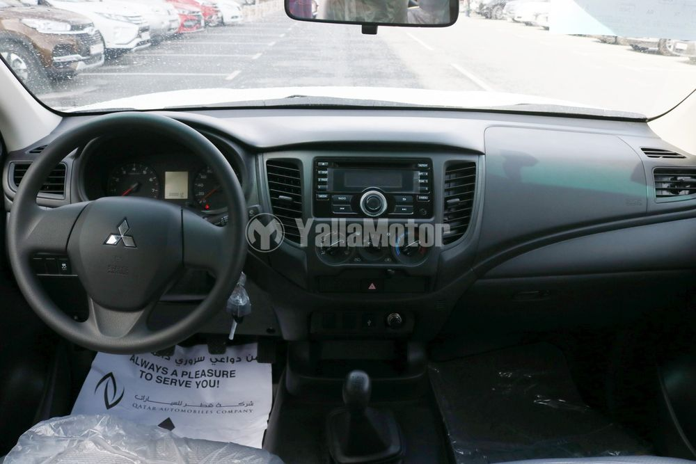 New Mitsubishi L200 2.4L Double Cab GL (2WD) 2020