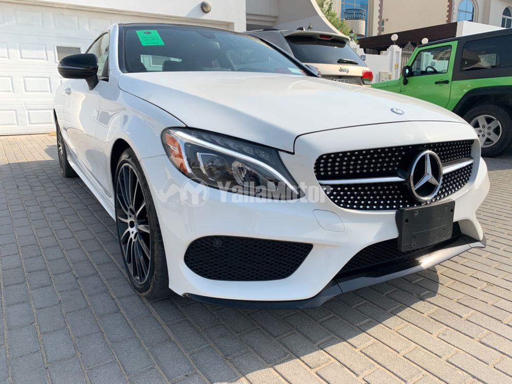 Used Mercedes-Benz C-Class Coupe C 300 2017