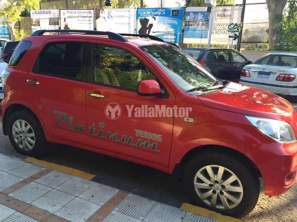 Used Daihatsu Terios 2012