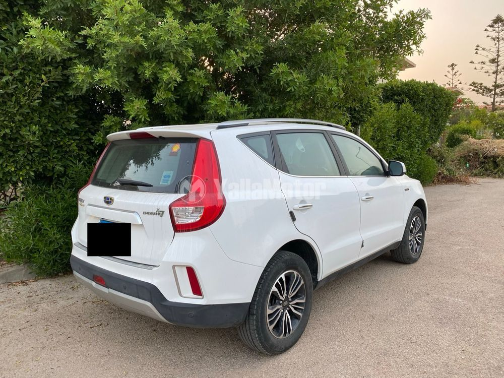 Used Gely Emgrand X7 1.3T GL 2019