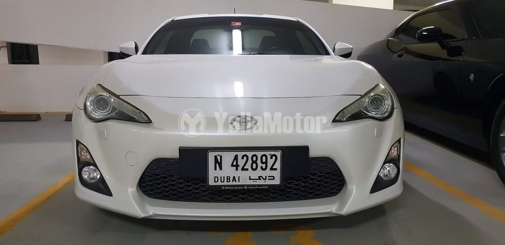 Used Toyota 86 2 Door 2.0L Automatic 2013
