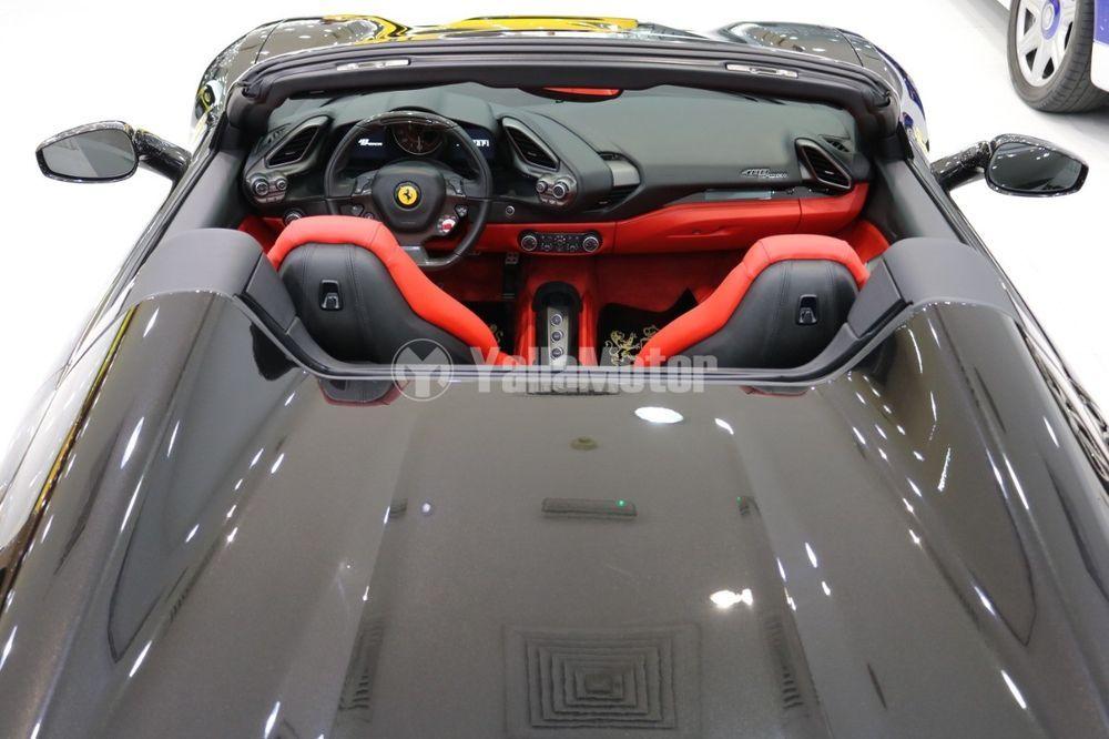 مستعملة فيراري 488 سبايدر 3.9T V8  2017