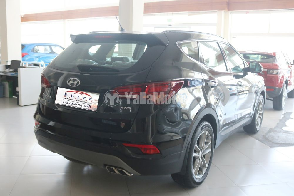 New Hyundai Santa Fe 2.4L AWD Top 2018