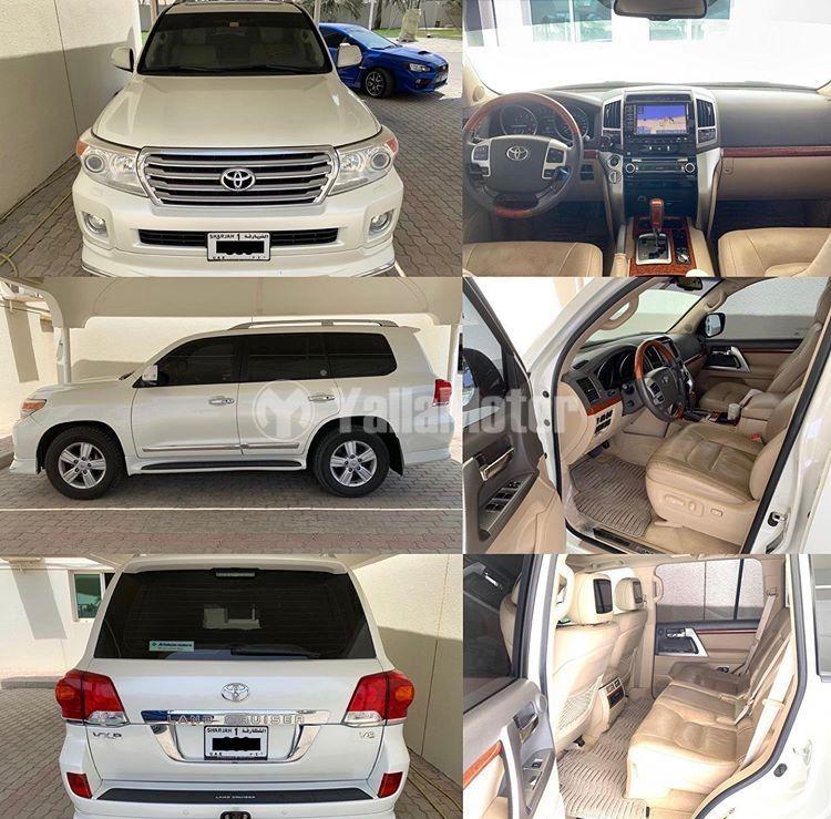 Used Toyota Land Cruiser  4.6 VXR 2013