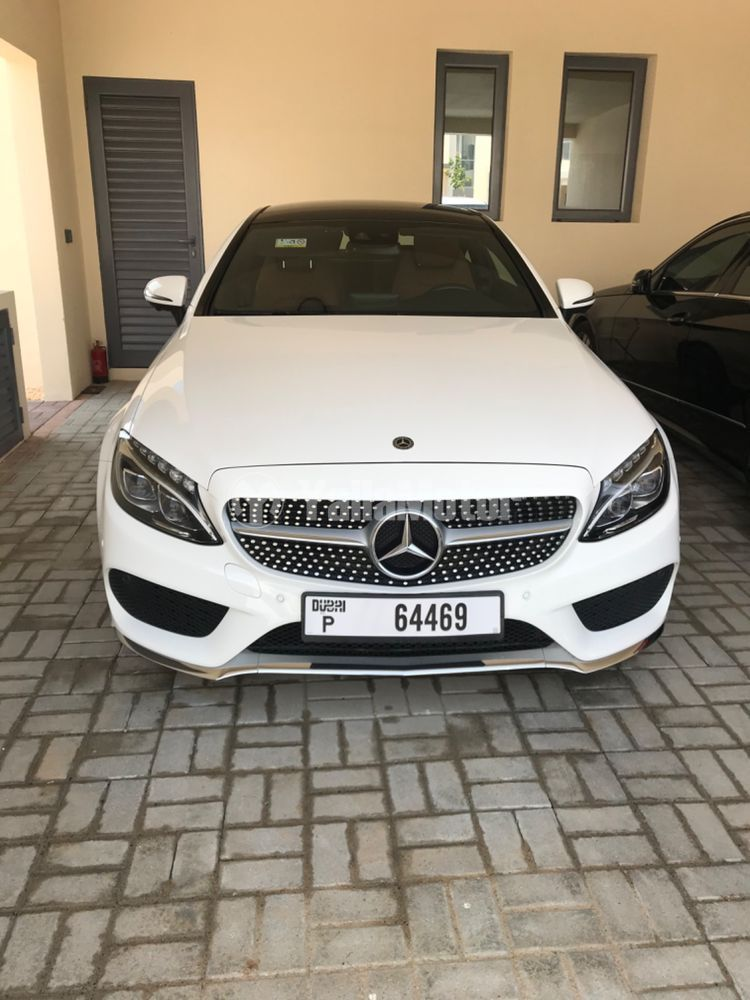 Used Mercedes-Benz C-Clas Coupe C 20 2018