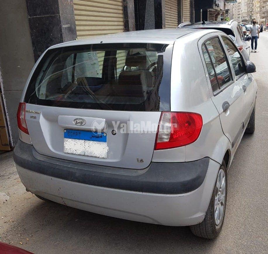 Used Hyundai Getz 2008