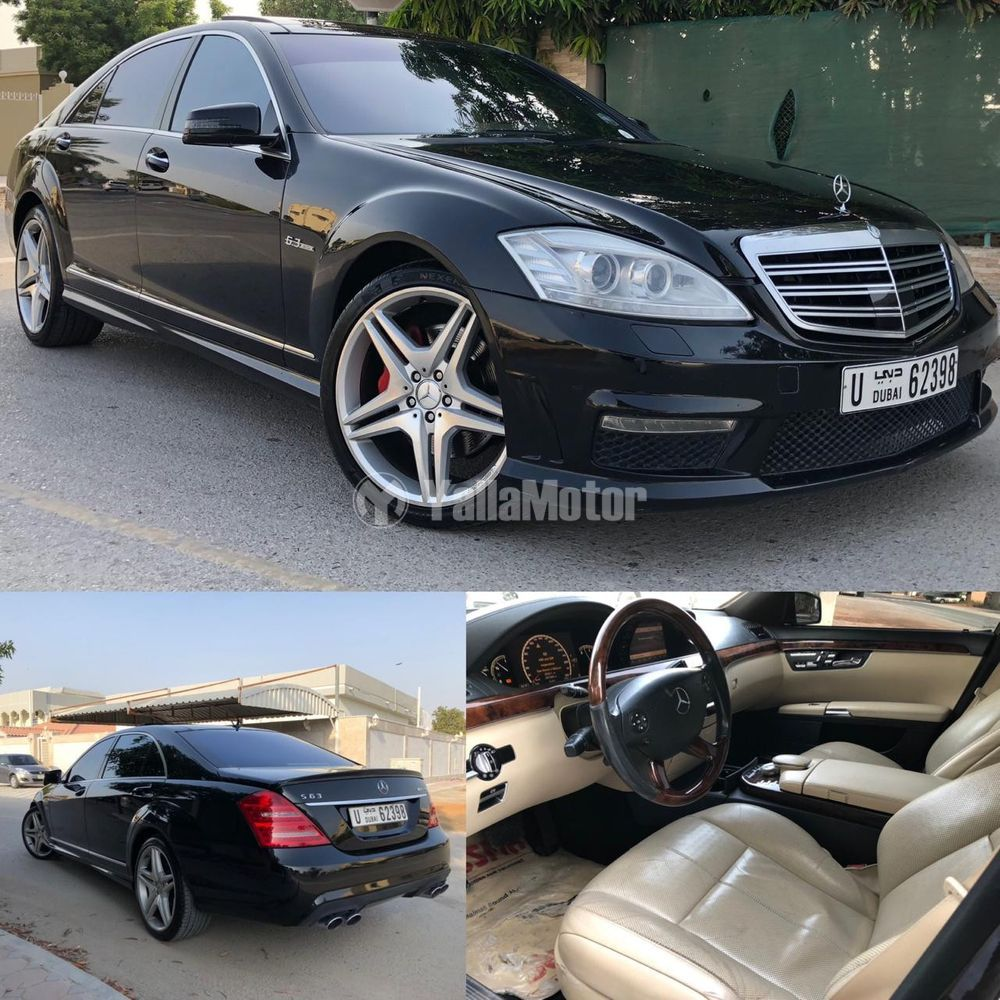 Used Mercedes-Benz S-Clas S 50 2009