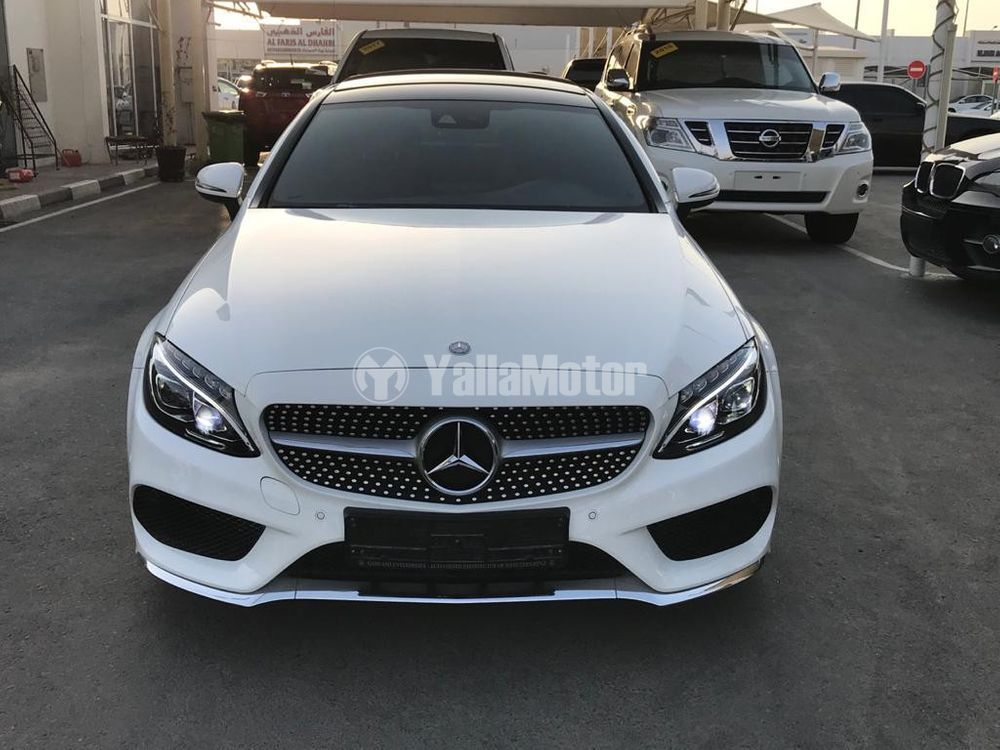 Used Mercedes-Benz C-Clas Coupe C 20 2016