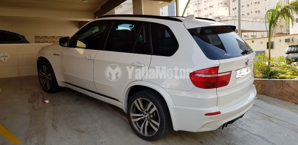 Used BMW X5 M 4.4T xDrive 2010
