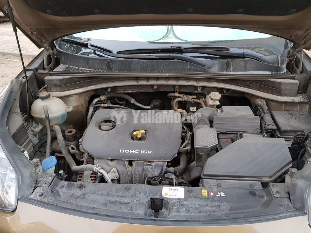 كيا سبورتاج 2.0L MPI EX AWD  2016 مستعملة