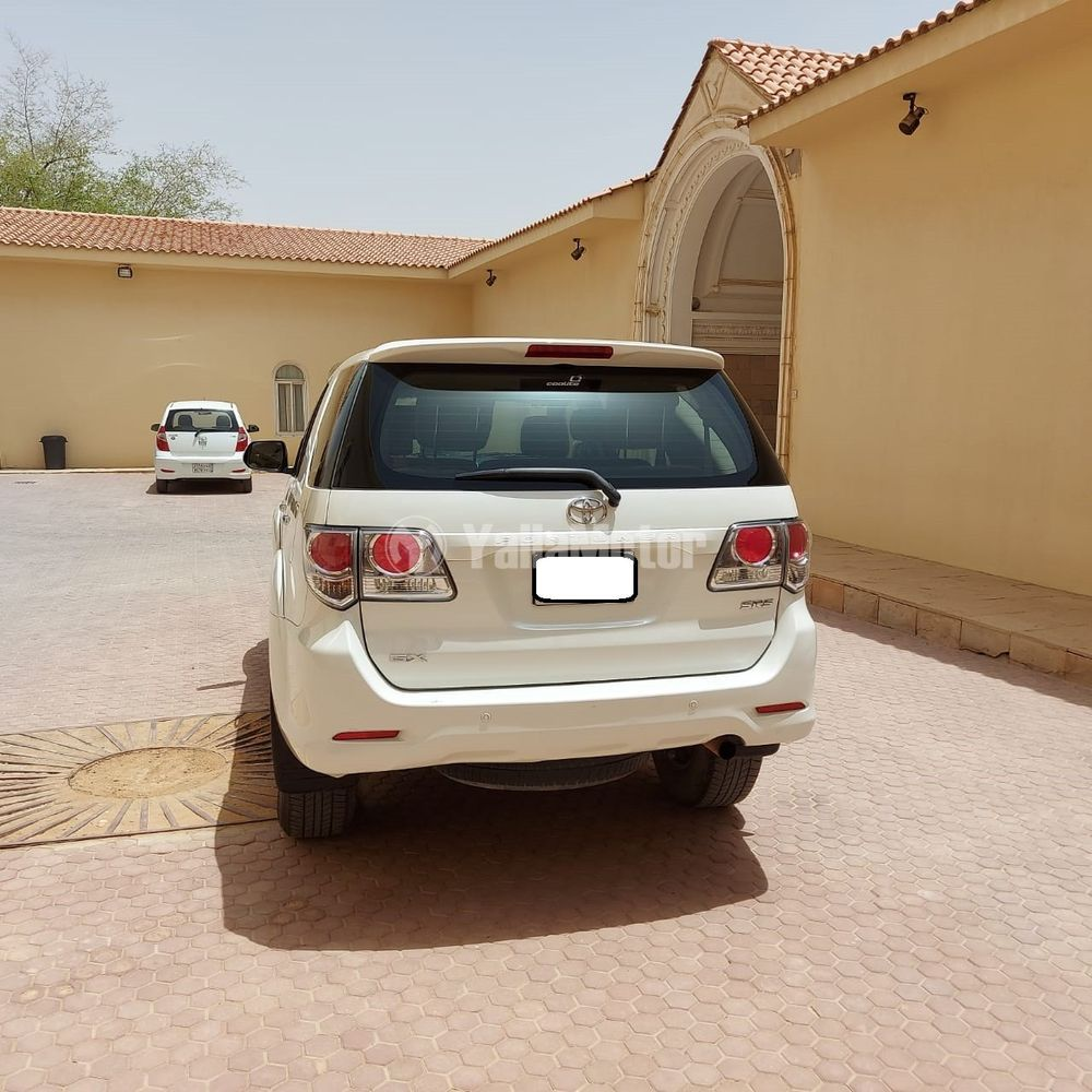 Used Toyota Fortuner 2.7L GX2 (4X2) 2014