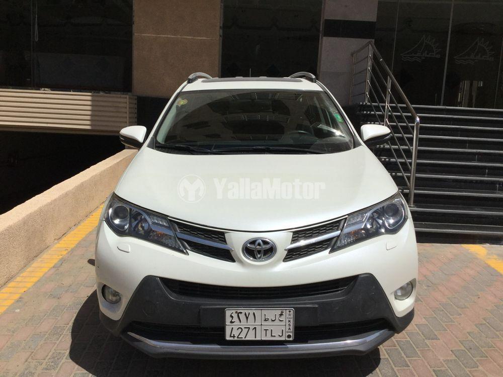 Used Toyota Rav4 2.5L 4WD GLi Premium 2015