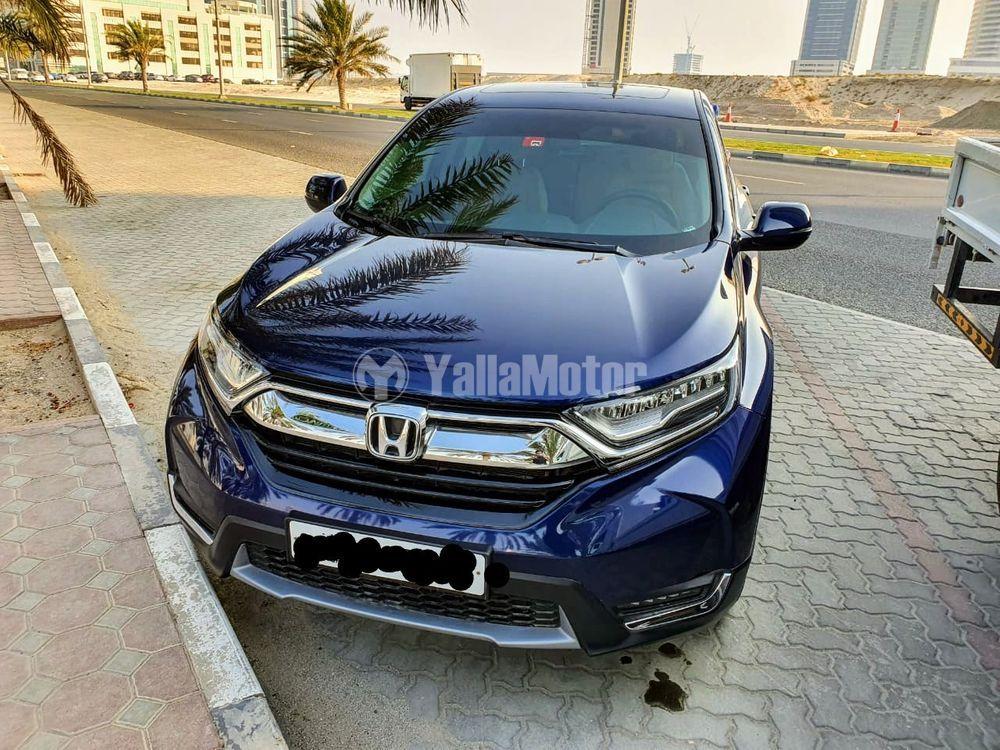 Used Honda CR-V EX Plus AWD 2019