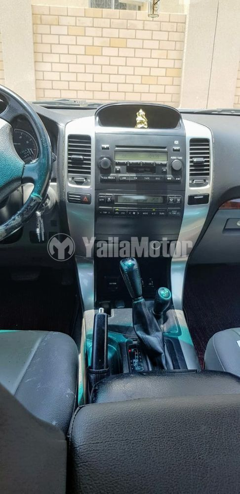 Used Toyota Land Cruiser Prado 5 Door 4.0L Automatic 2006
