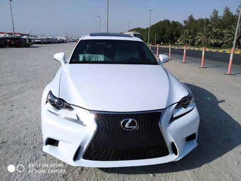 Used Lexus Is 250 F 2016 1021662 Yallamotor Com