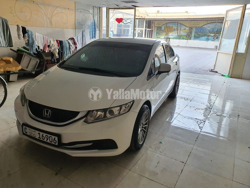 Used Honda Civic 1.8 VTi 2014