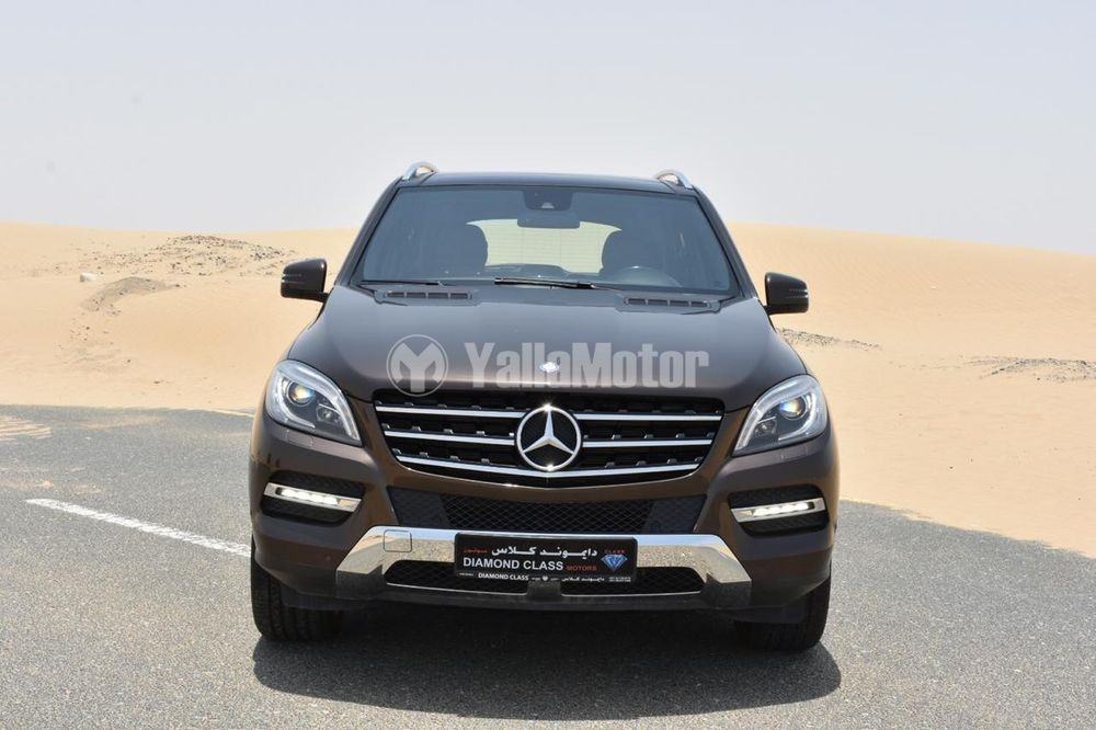 Used Mercedes-Benz ML400 2015