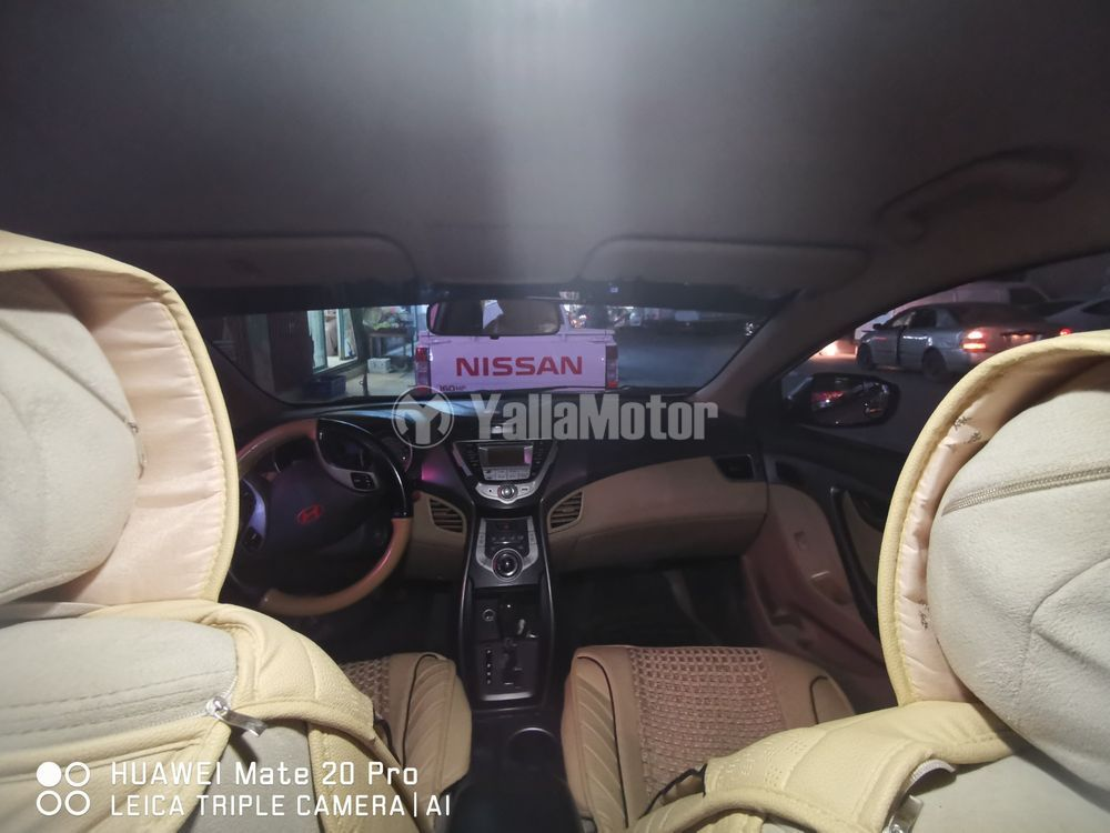 Used Hyundai Elantra 1.6L GL A/T (Base) 2014