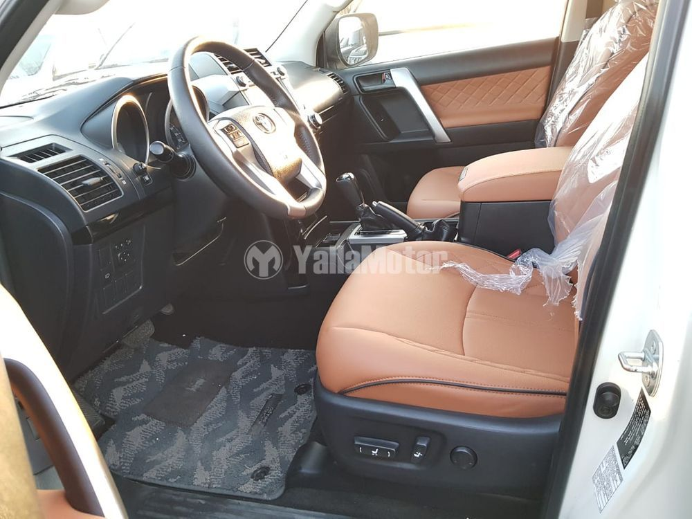 Used Toyota Land Cruiser Prado 2015